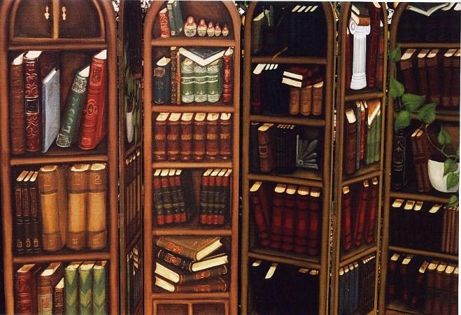biombos dos bibliotecas